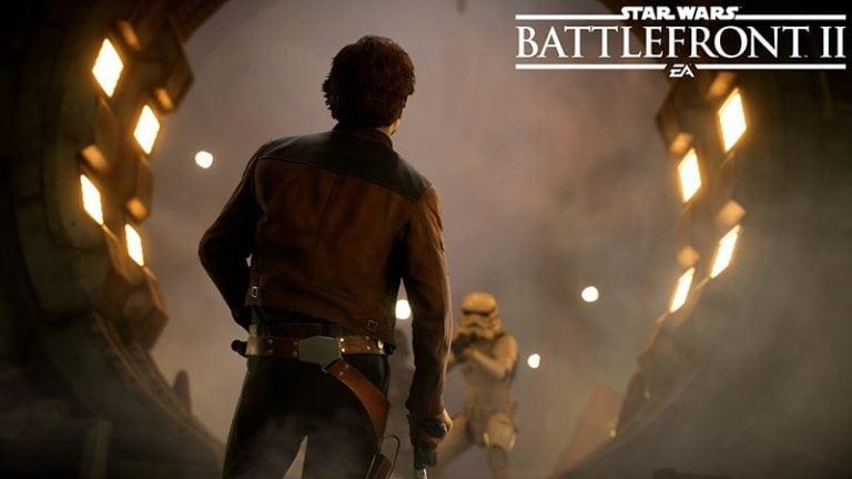 Solo: un DLC de Star Wars Story llega a Star Wars Battlefront II