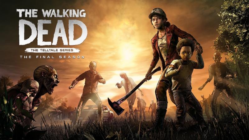 Únete a Clementine por última vez este agosto con The Walking Dead: The Final Season