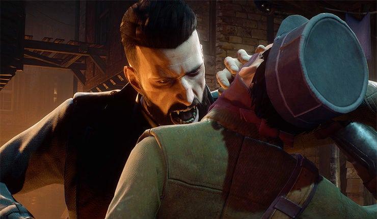 DONTNOD anuncia la liberación del vampiro RPG sediento de sangre