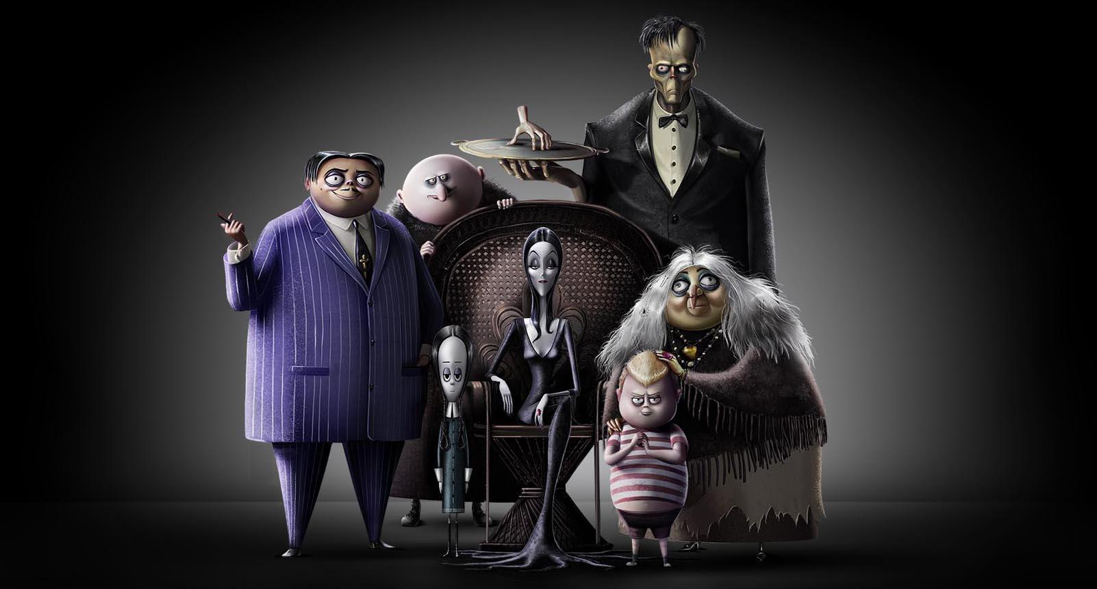 La película animada de la familia Addams obtiene una imagen de primer vistazo y un elenco completo de voces