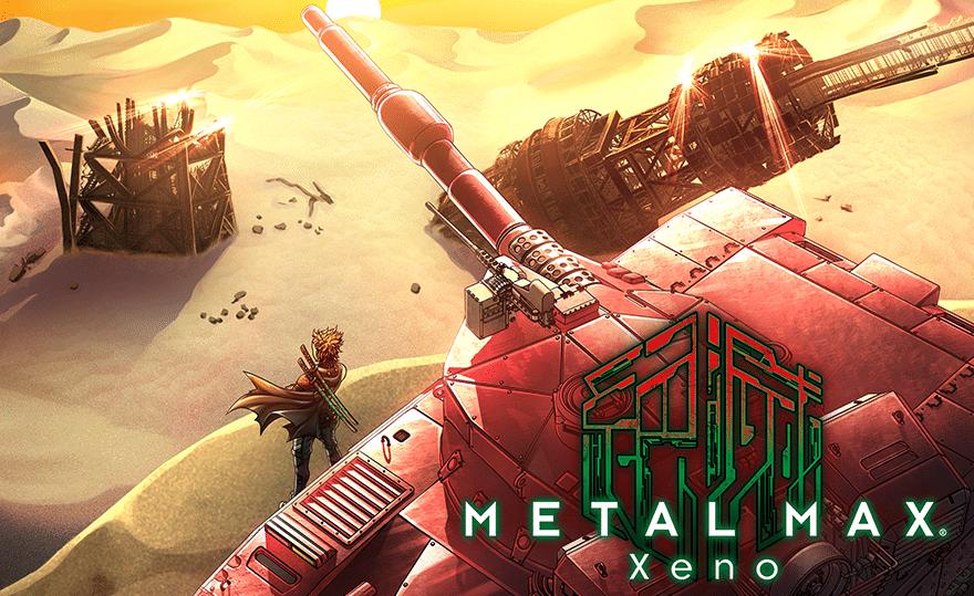 Metal Max Xeno llegará a PS4 en el oeste este septiembre