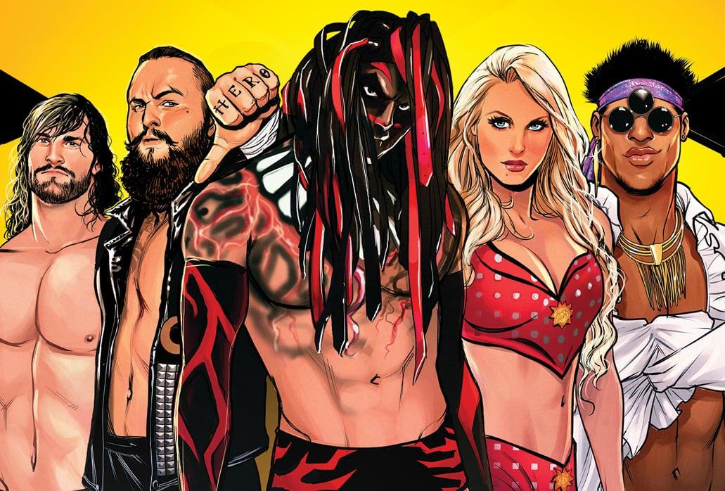 ¡Auge!  Studios y WWE anuncian el evento WWE: NXT Takeover