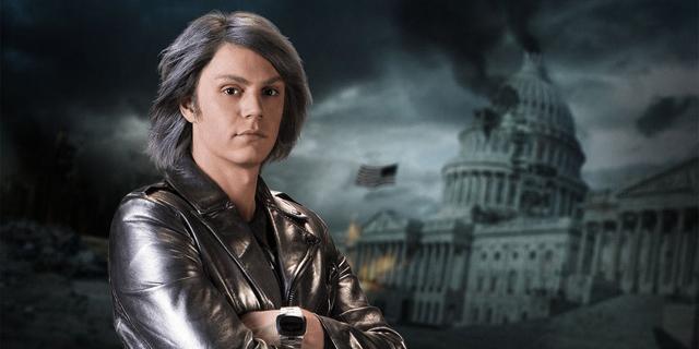 Evan Peters dice X-Men: Dark Phoenix tiene un tono más cercano a First Class que Apocalypse