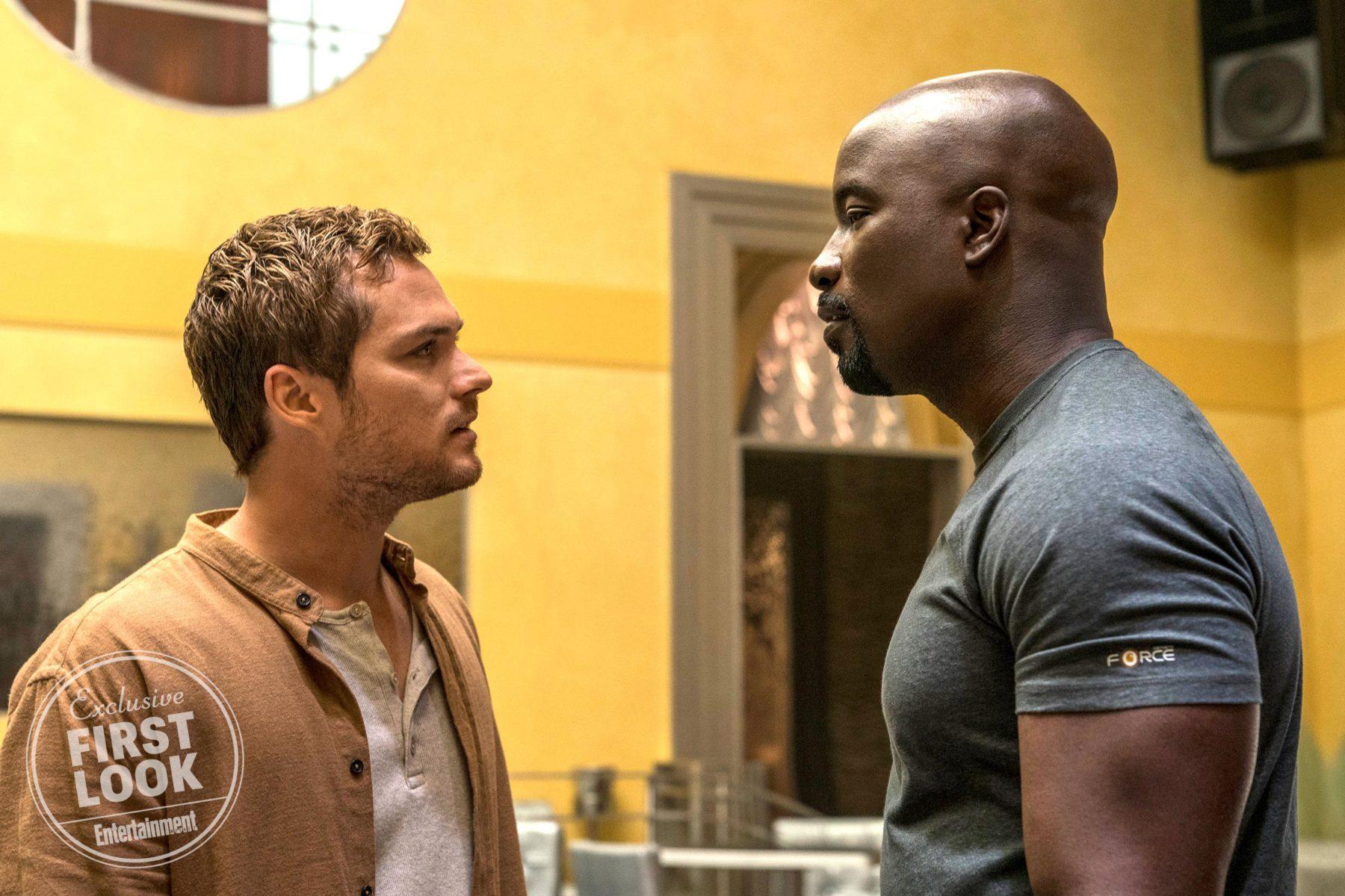 El showrunner de Luke Cage habla sobre el papel de invitado de la temporada 2 de Iron Fist y las críticas al personaje