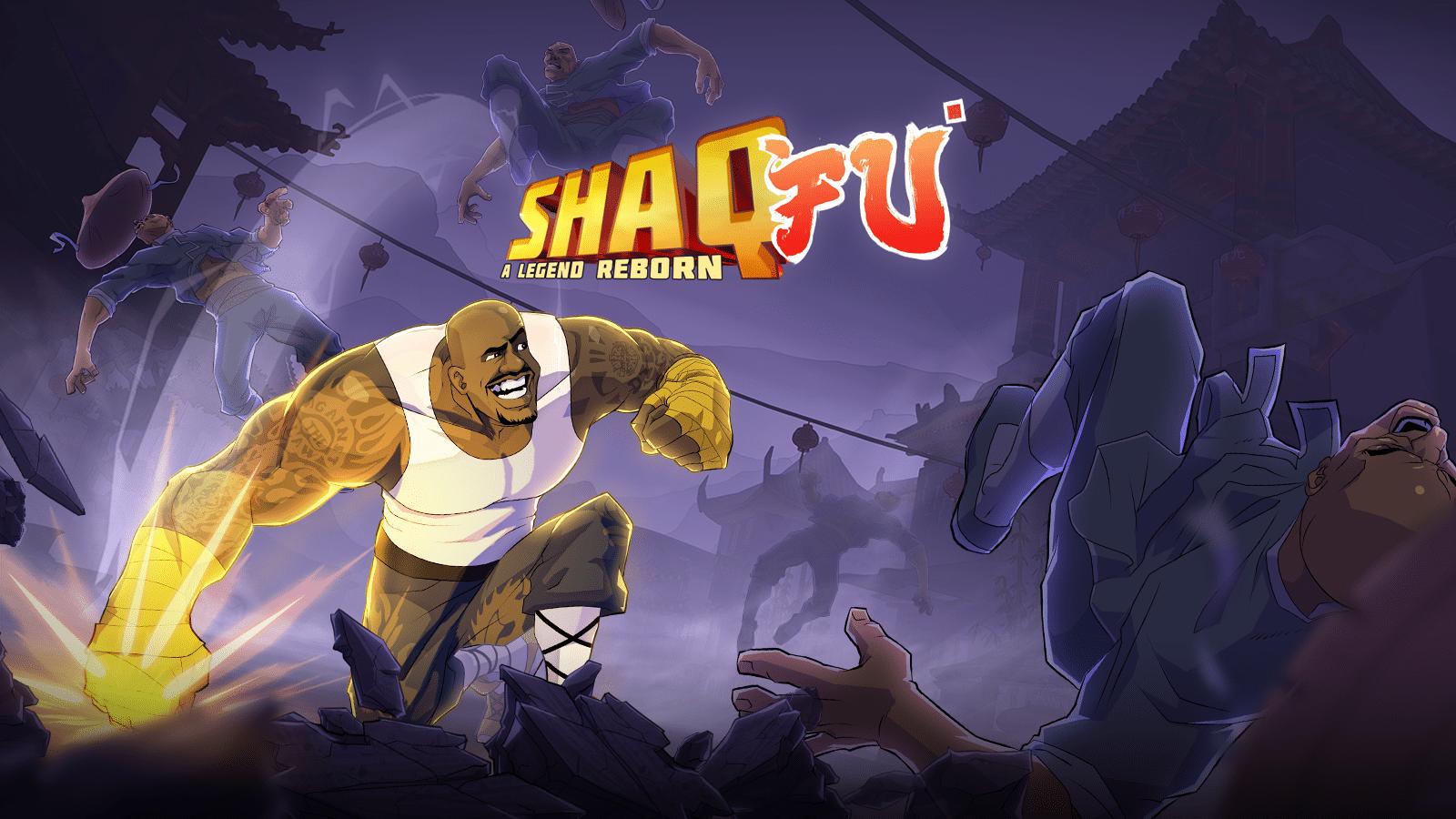 Shaq Fu: A Legend Reborn llega a la consola y PC este martes, reveló el DLC BarackFu