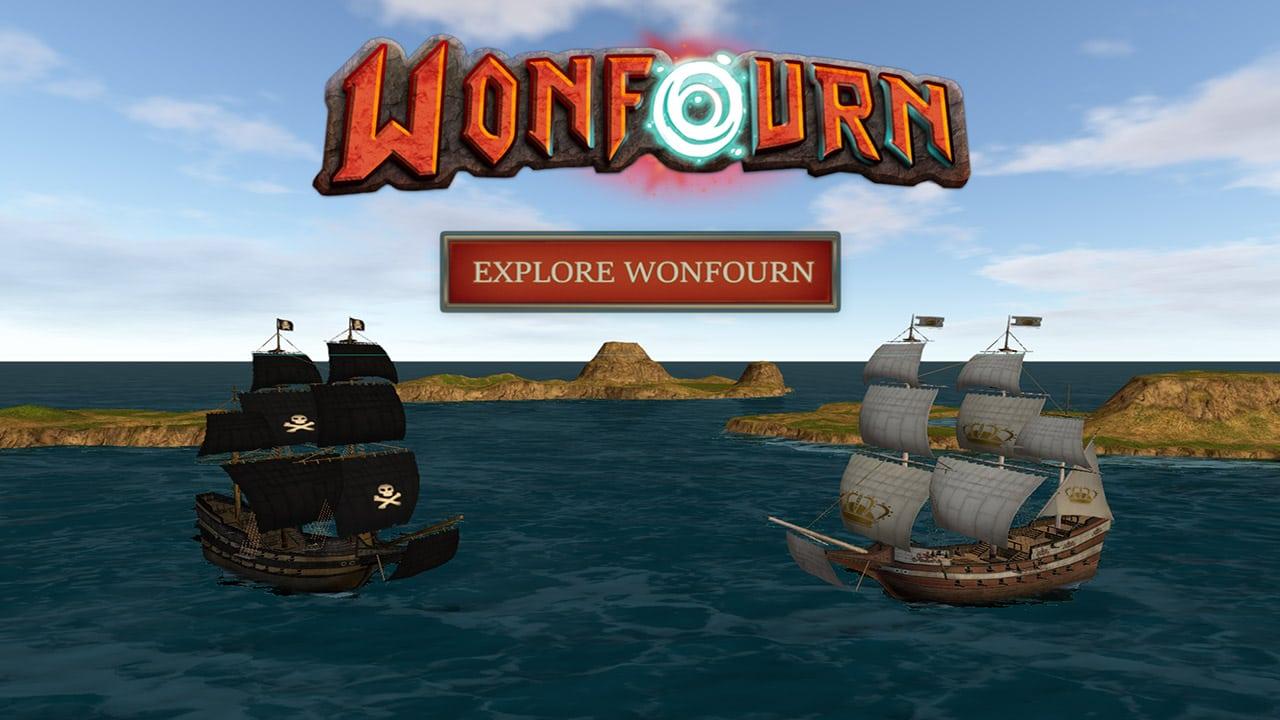 La aventura de realidad virtual medieval Wonfourn llegará este mes