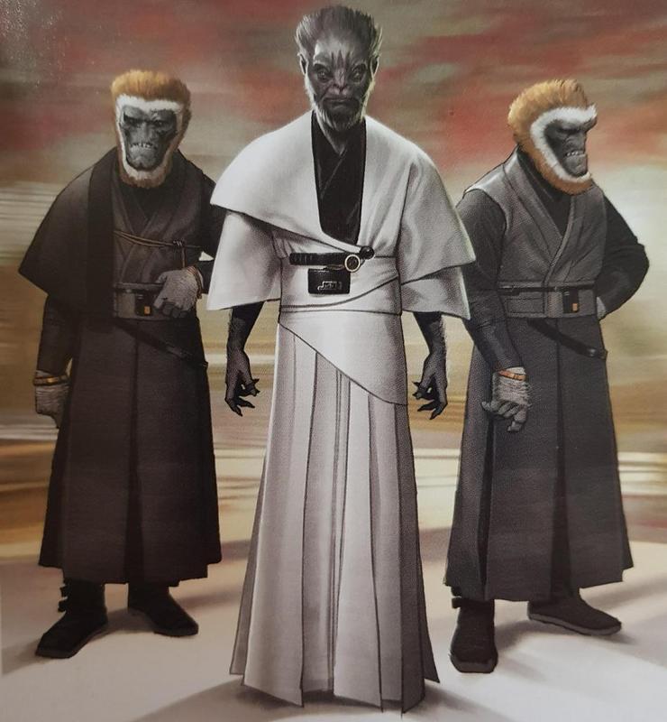 Solo: un arte conceptual de Star Wars Story presenta diseños radicalmente diferentes de Dryden Vos
