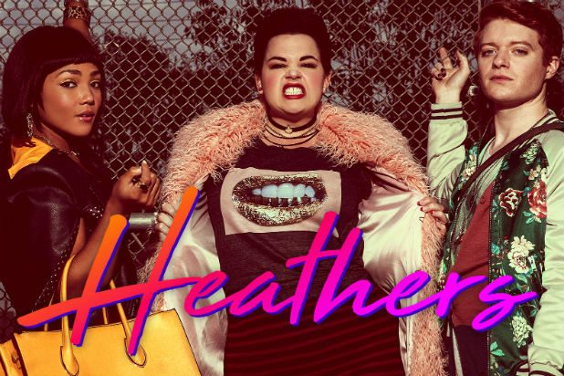 El reinicio de TV de Heathers ha sido eliminado por Paramount Network