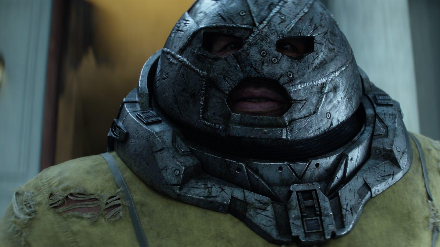 El director de Deadpool 2 explica cómo el Juggernaut nació.