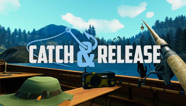 El juego de pesca VR Catch & Release tiene un nuevo tráiler y fecha de lanzamiento