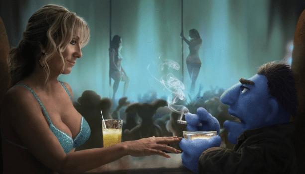 Sesame Street pierde una demanda por The Happytime Murders