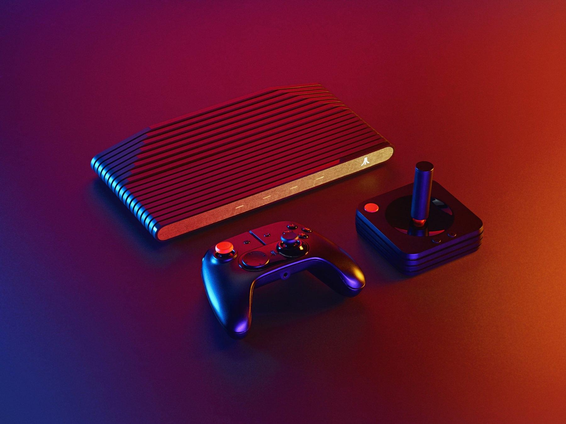 Atari VCS ahora disponible para pre-pedido, lanzamiento del video lanzado