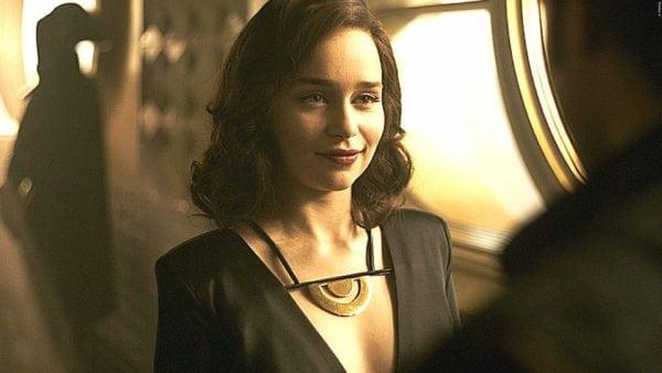 Emilia Clarke dice que Ron Howard