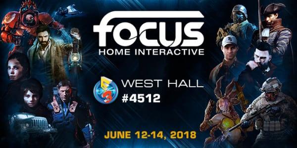 ¿Quiere saber qué ha planeado Focus Home Interactive para el E3?  Aquí está todo lo que necesitas