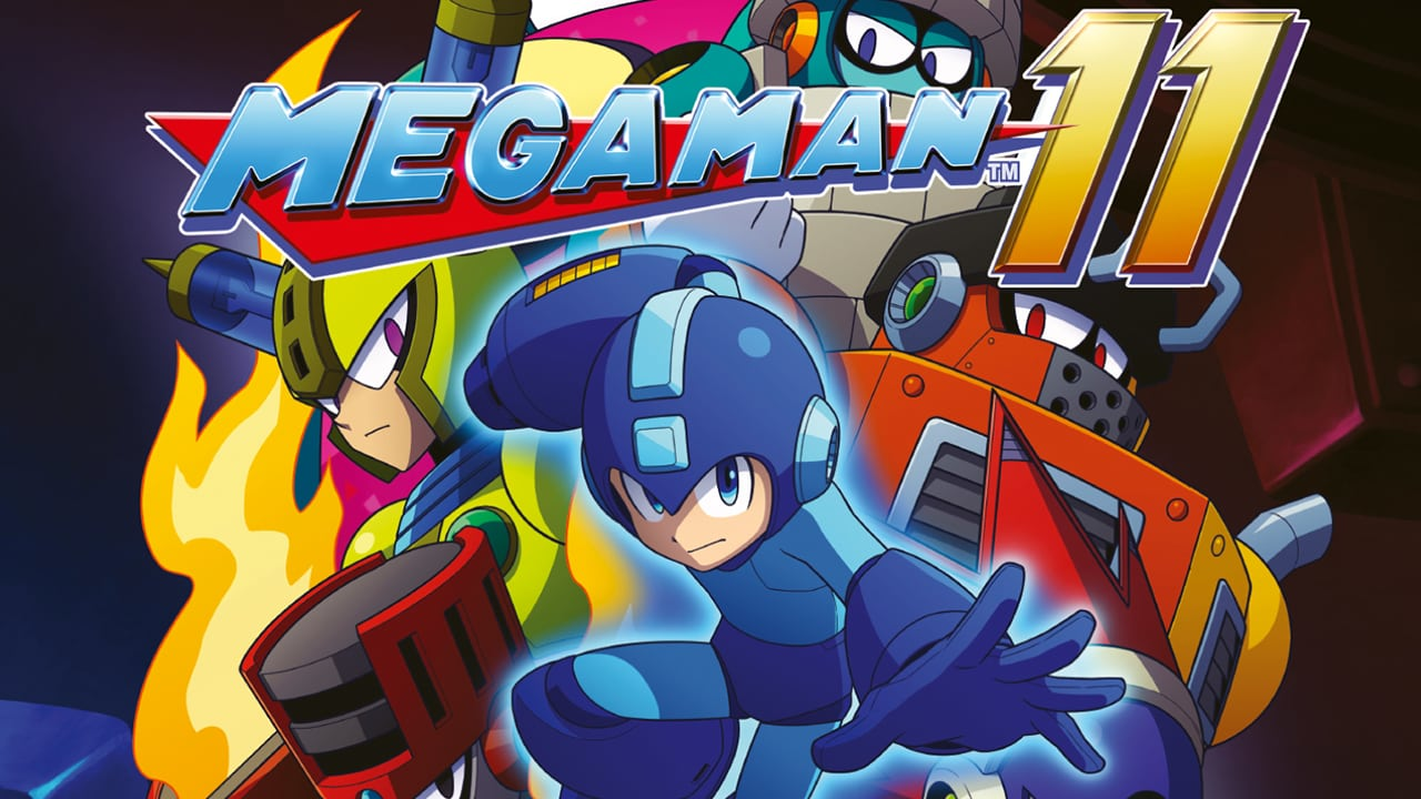The Blue Bomber regresa en tráiler y capturas de pantalla para Mega Man 11