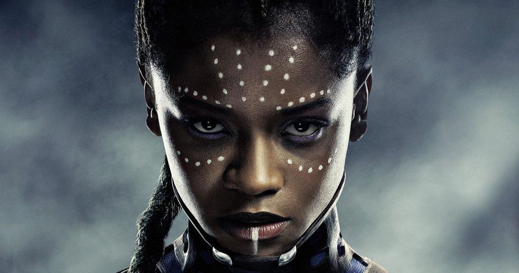 Letitia Wright quisiera ver a Shuri asumir el manto de la Pantera Negra