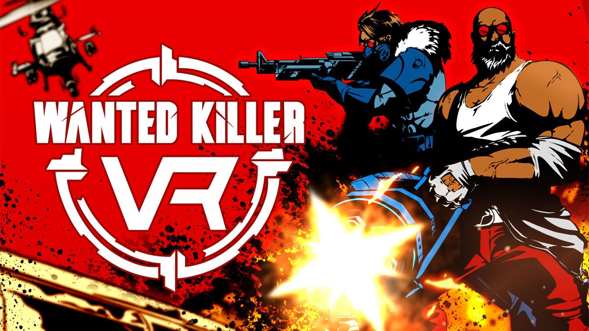Wanted Killer VR llega a Steam Early Access
