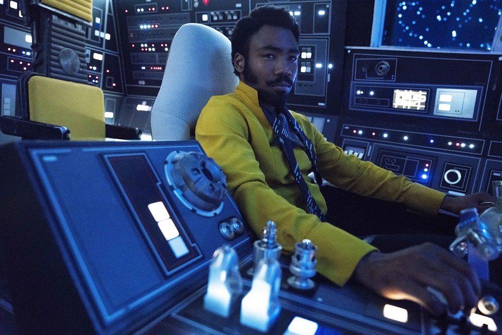 Donald Glover abierto a una película de Lando después de Solo: A Star Wars Story