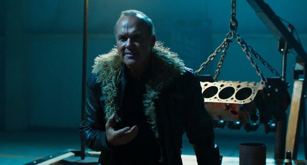 El buitre de Michael Keaton regresará en Spider-Man: Homecoming secuela