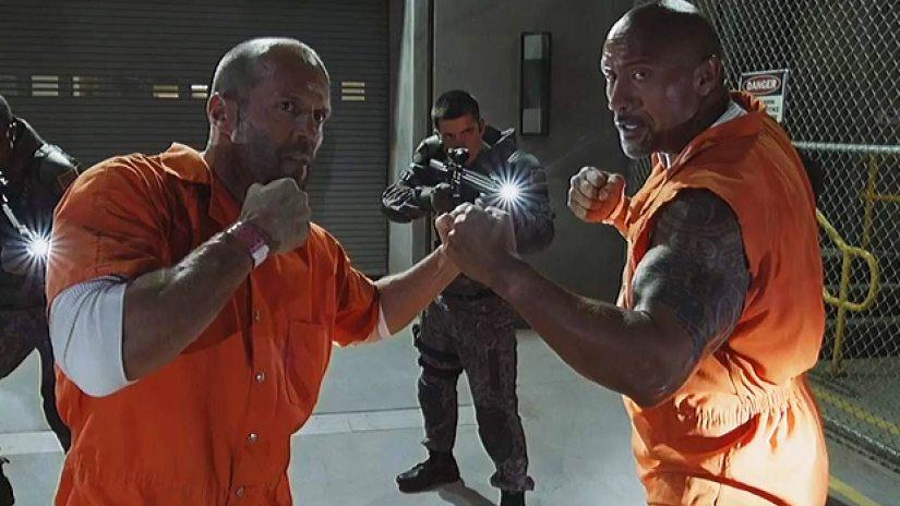 David Leitch y Jason Statham hablan sobre el spin-off Fast & Furious Hobbs y Shaw