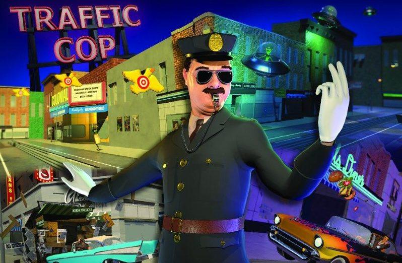Traffic Cop VR llega este mes en HTC Vive