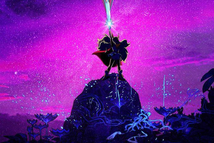 Primer póster teaser y elenco para She-Ra and the Princesses of Power de Netflix revelado