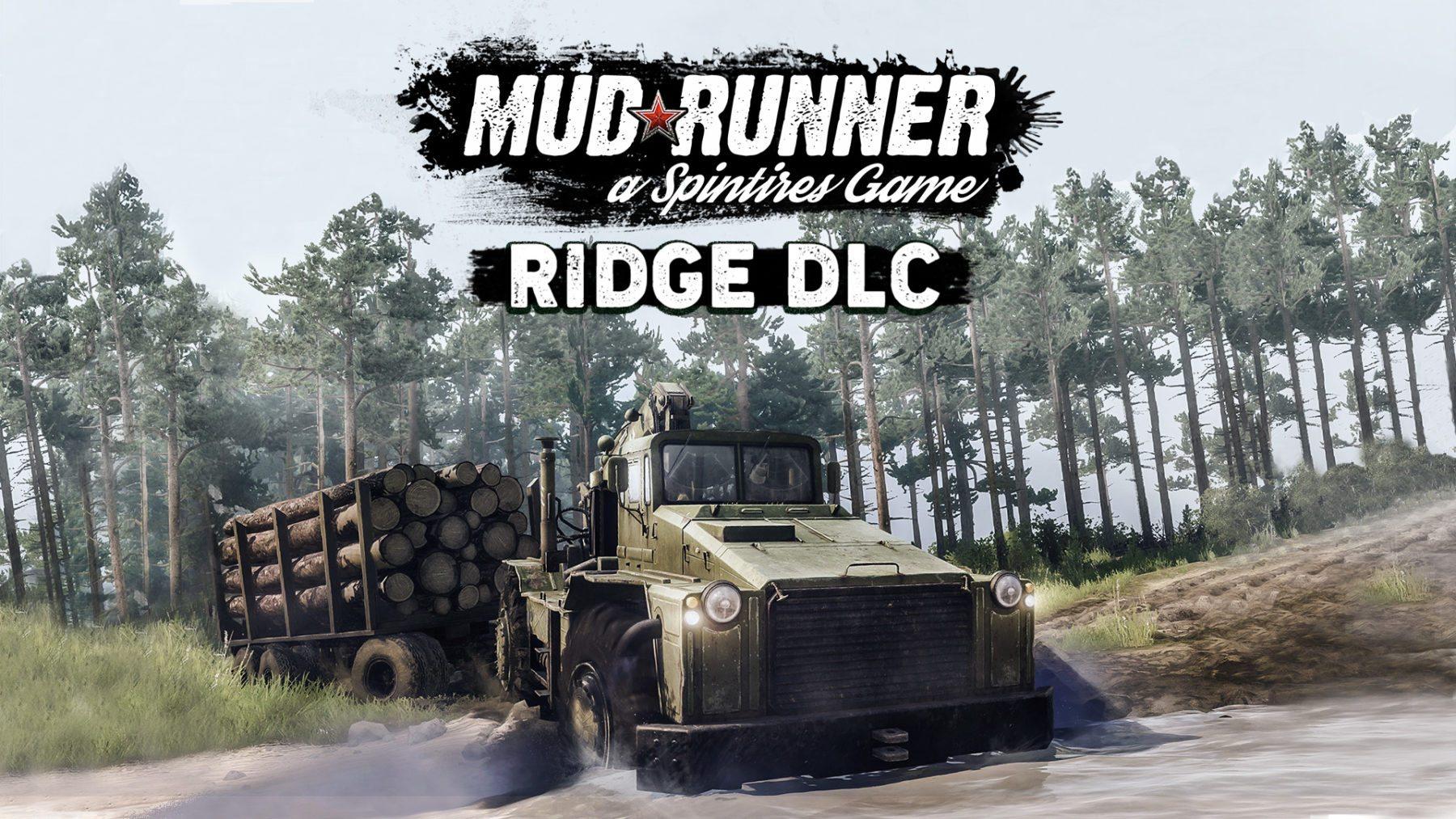 DLC gratuito llegará a Spintires: MudRunner este mayo