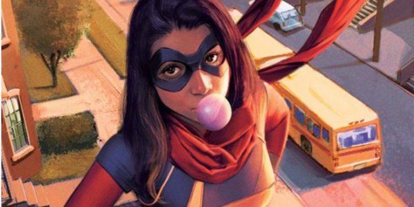 Marvel Studios tiene planes de presentar a la Sra. Marvel en el MCU