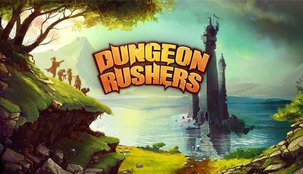 Dungeon Rushers llega a las consolas este mayo