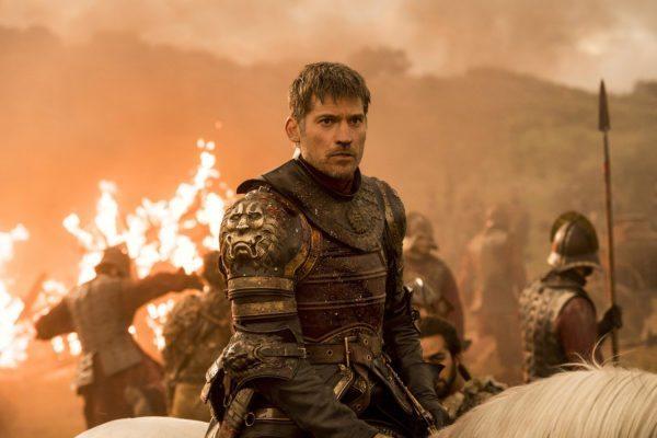 El elenco de Game of Thrones, Nikolaj Coster-Waldau, en The Silencing