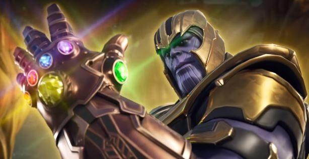 Avengers: Thanos de Infinity War llega a Fortnite