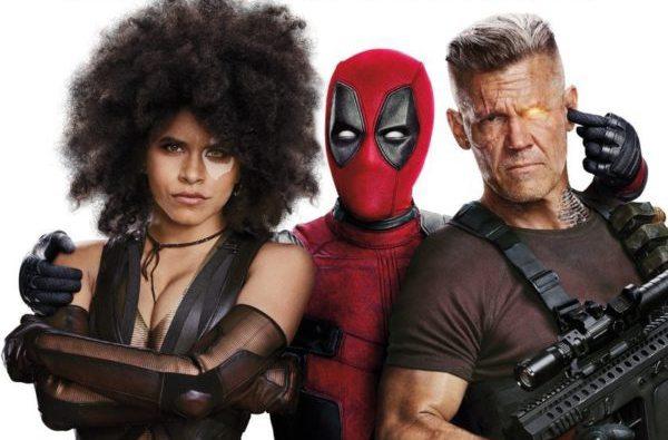 El largometraje de Deadpool 2 va detrás de escena de 'Ashes' de Celine Dion