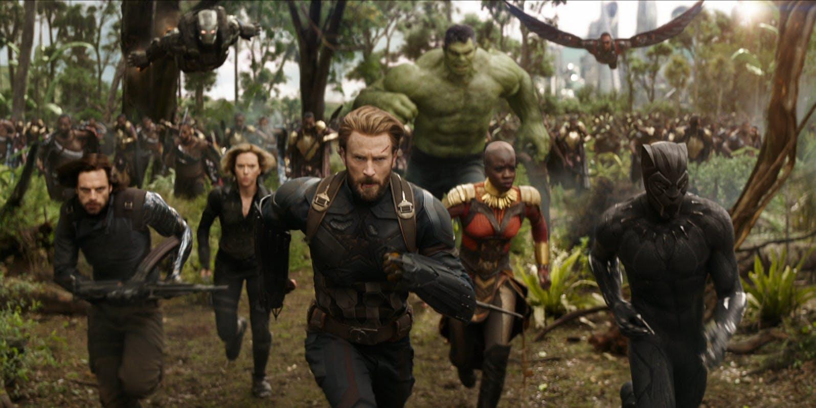 El disparo de Hulk en Wakanda en el trailer de Avengers: Infinity War fue una mala dirección deliberada