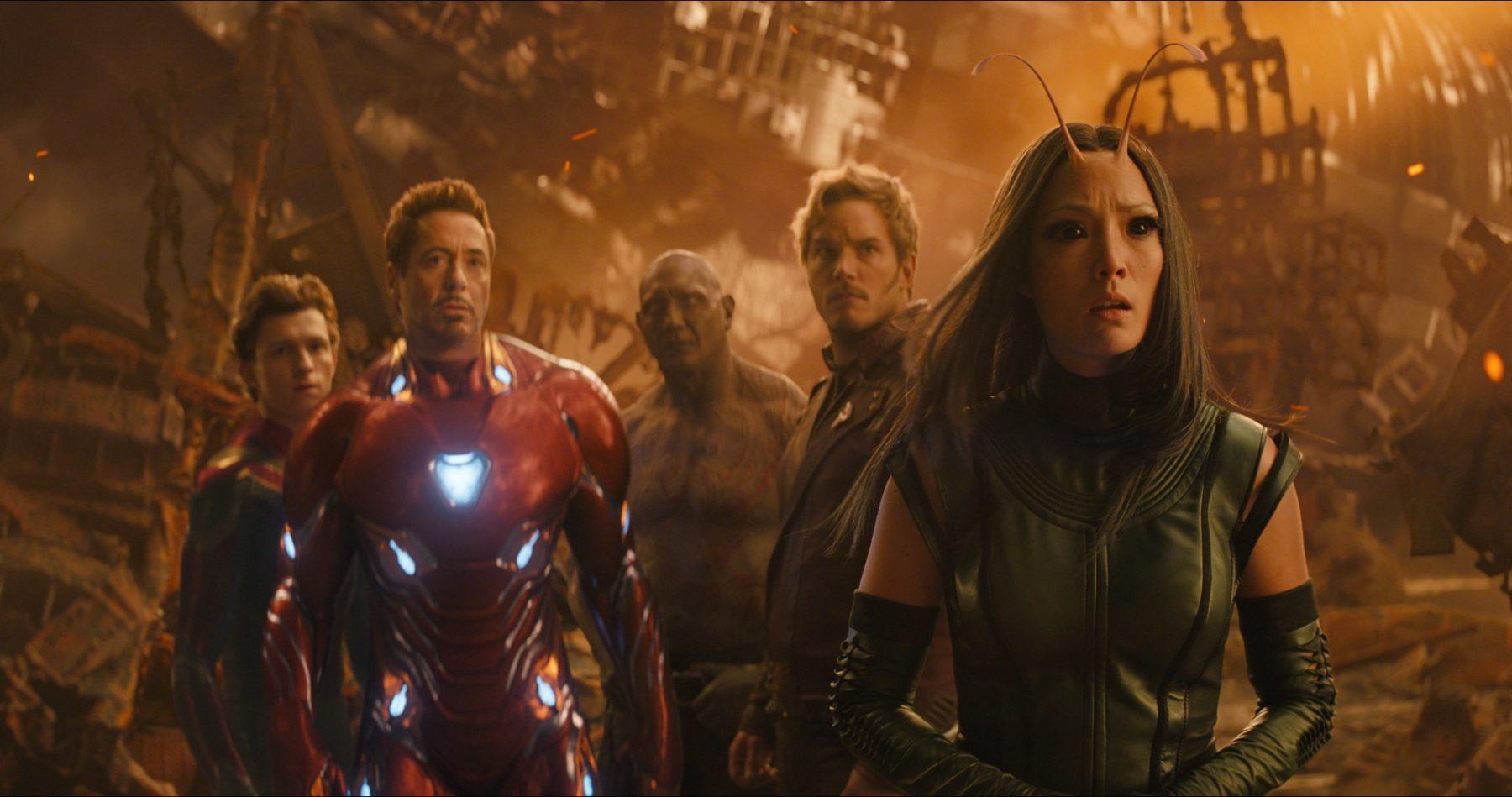 Marvel's Avengers: Infinity War agrega $ 275 millones en el segundo fin de semana y lleva a MCU más allá de $ 16 mil millones