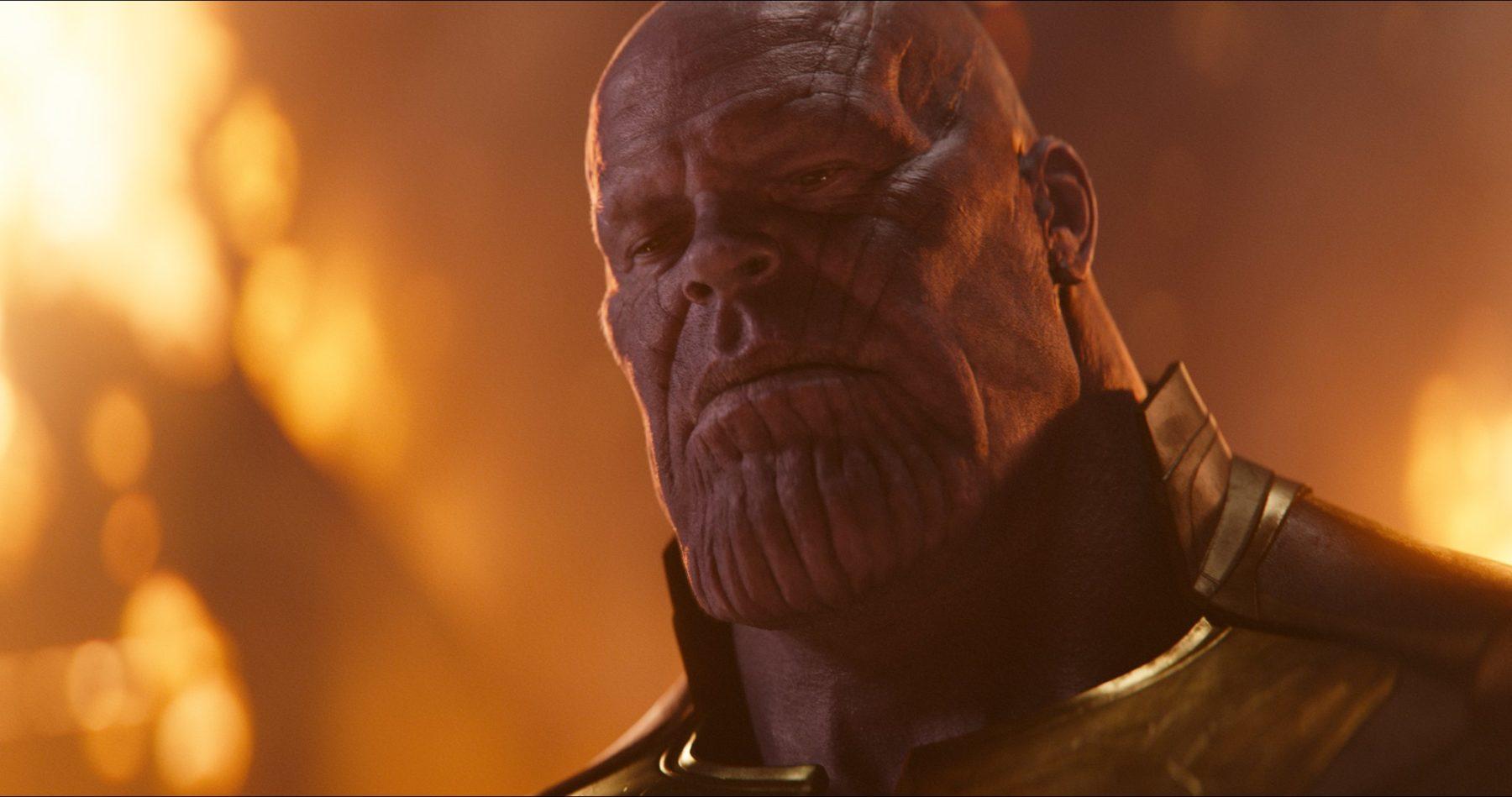 Esto es cuánto tiempo de pantalla tuvo cada personaje en Avengers: Infinity War