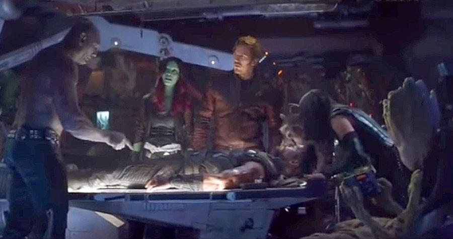 Los directores de Avengers: Infinity War desglosan la reunión entre Thor y los Guardianes de la Galaxia