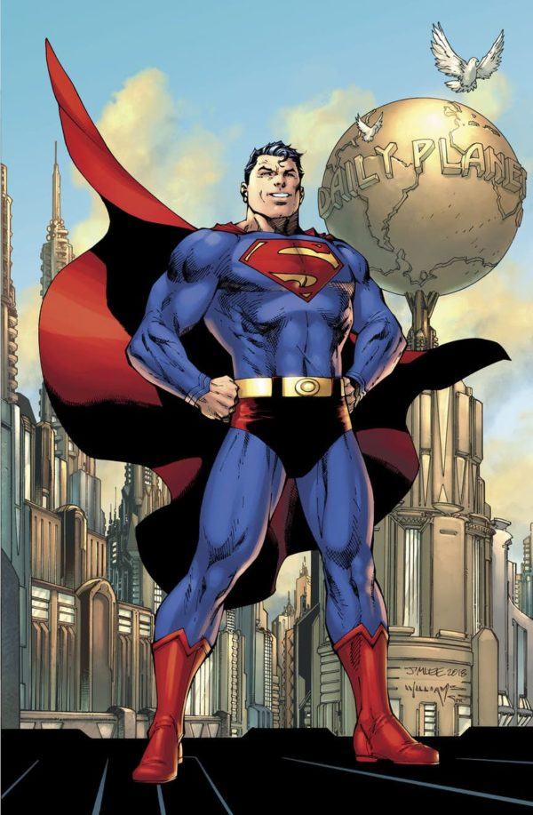Action Comics lidera los cómics y novelas gráficas más vendidos de abril de 2018