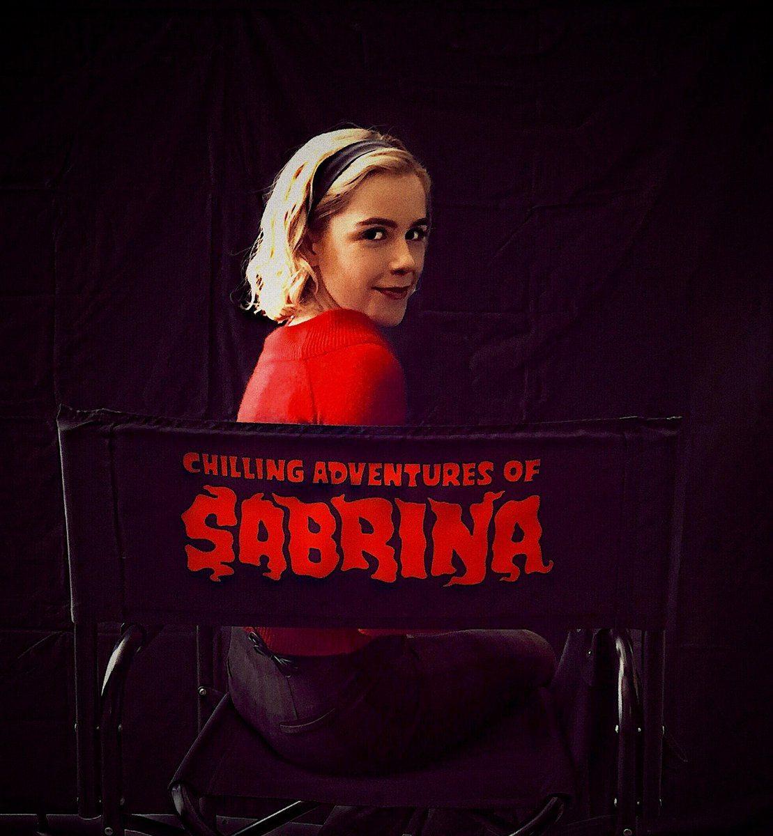 El reinicio de Sabrina obtiene el título oficial de The Chilling Adventures of Sabrina