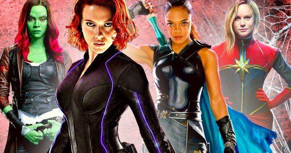 Hablar de una película femenina del equipo de Marvel desproporcionada, según Tessa Thompson