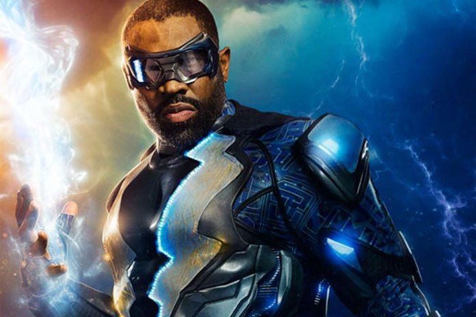 Black Lightning star y showrunner en la serie existente en su propio 'Lightningverse'