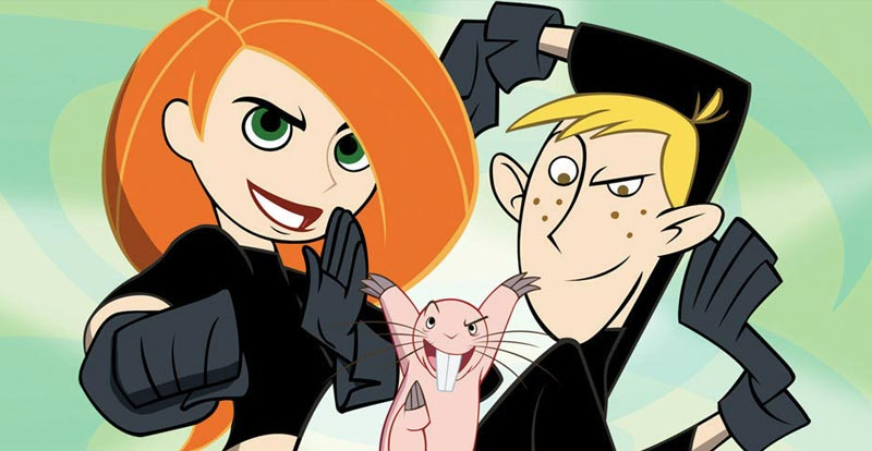 Disney anuncia el reparto en vivo de Kim Possible
