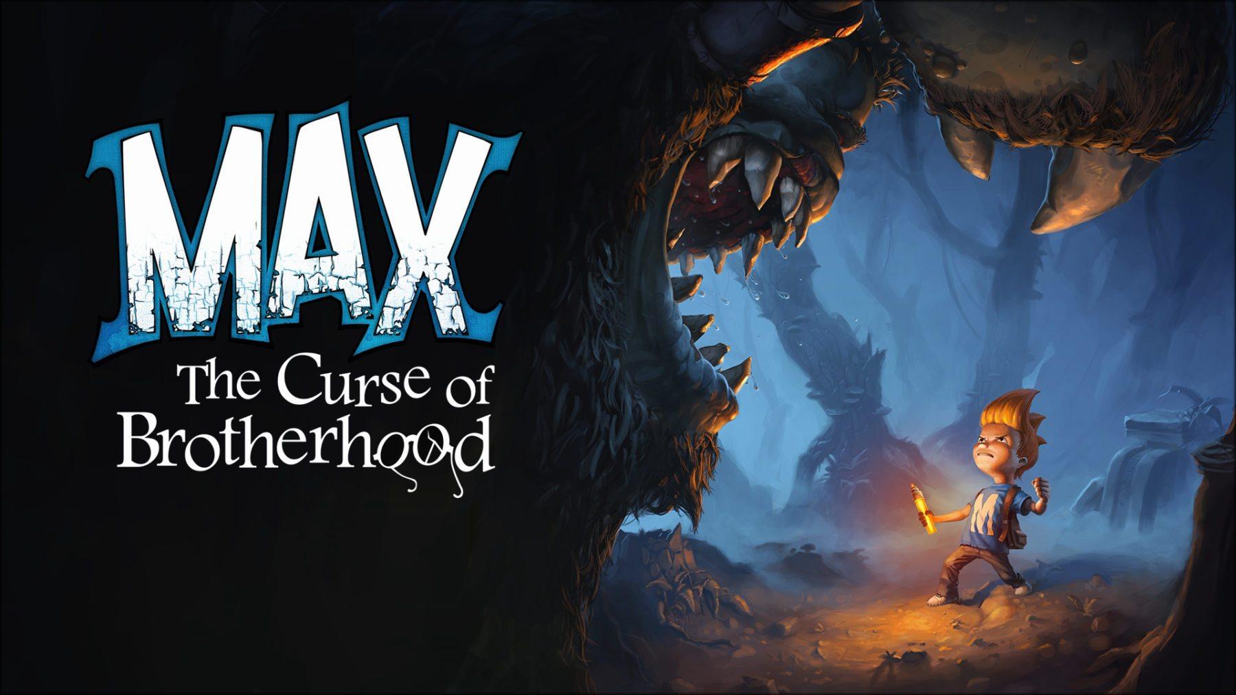 Max: The Curse of Brotherhood se lanza al por menor para Nintendo Switch