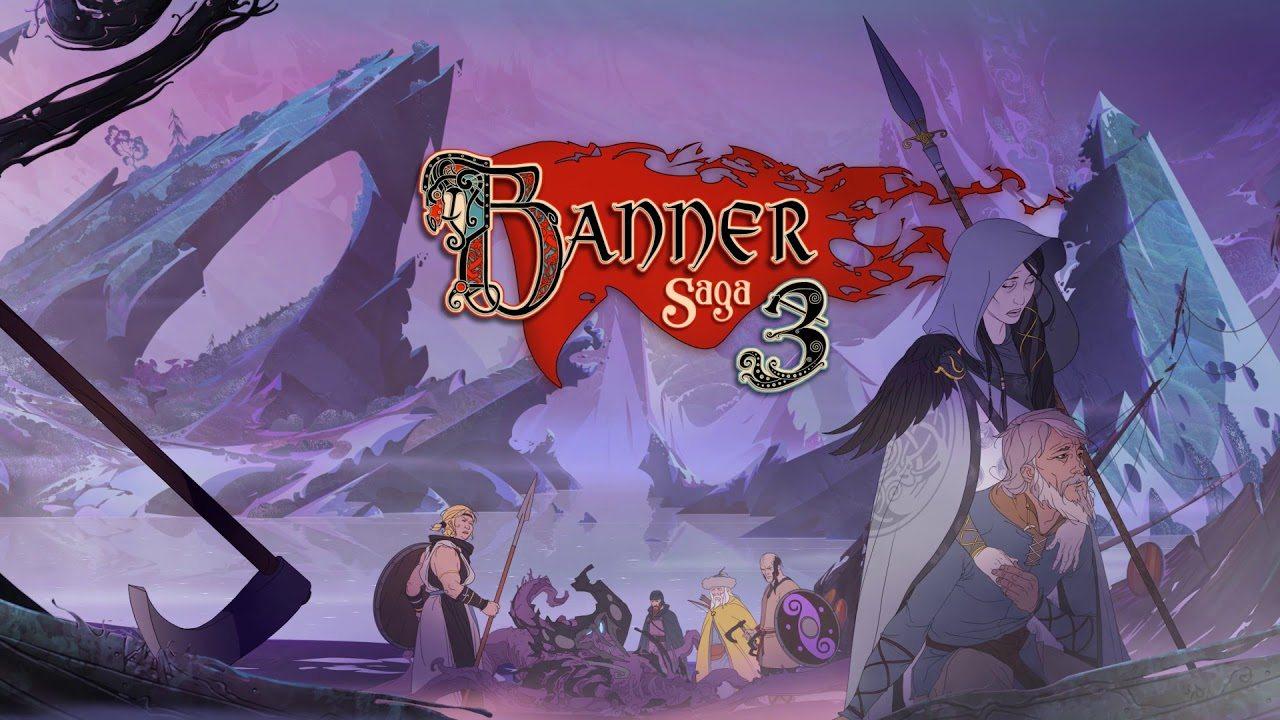 Fecha de lanzamiento de Banner Saga 3 y Banner Saga Trilogy: Bonus Edition anunciado