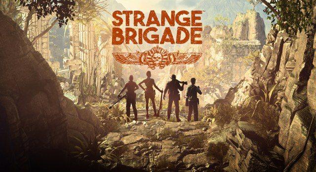 Fecha de lanzamiento de Strange Brigade anunciada con nuevo trailer