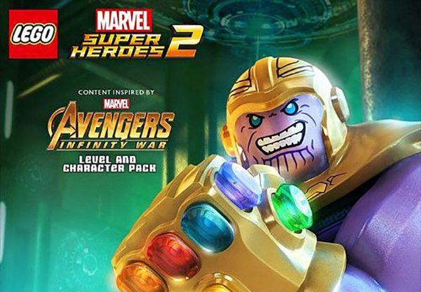 Avengers: Infinity War llega a LEGO Marvel Super Heroes 2, mira el tráiler de lanzamiento aquí