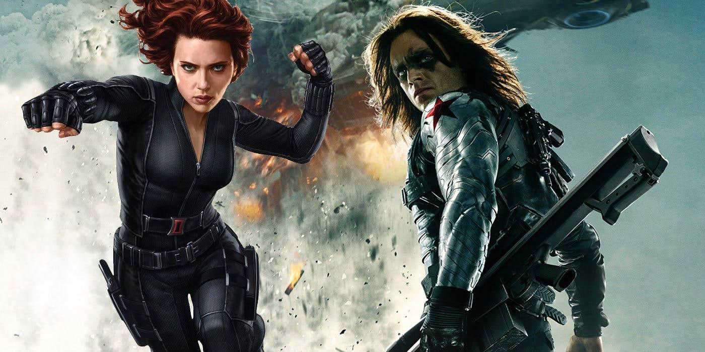 Rumor: la película Black Widow será una precuela, puede presentar The Winter Soldier