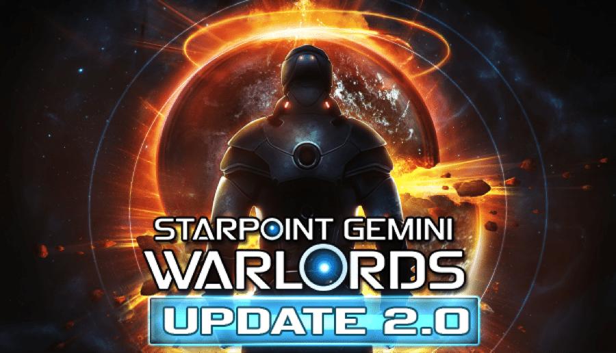 Starpoint Gemini Warlords - Actualización 2.0 ahora disponible