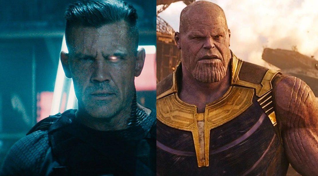 Josh Brolin revela si prefería jugar a Thanos o Cable
