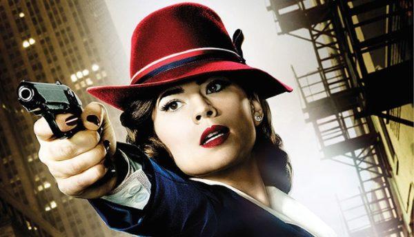 Hayley Atwell dice que Marvel no quería terminar con el Agente Carter