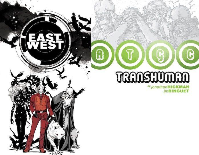 Amazon y Skybound desarrollan adaptaciones de TV del Este del Oeste y Transhuman